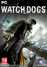 WATCH DOGS Deluxe Edition PC [EN] (Uplay key )