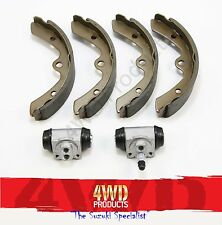 Wheel Cylinder & Brake Shoe SET (Rear) - Suzuki LJ50 LJ80 LJ81 (74-81)