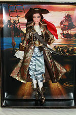 Barbie The PIRATE  NRFB  Gold Label