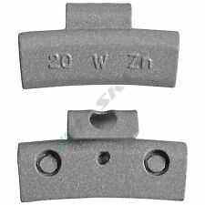 20g x 25 Schlaggewichte Alufelgen Auswuchtgewichte Wuchtgewichte Gewichte Felgen