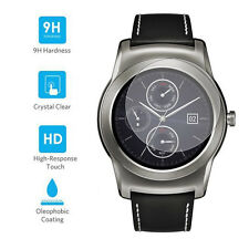 9H Premium Tempered Glass Screen Protector film For LG G Watch R Urbane W150 AU