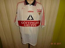 """VfB Stuttgart Adidas DFB Pokal Sieger Trikot 1997 """"Göttinger Gruppe"""" Gr.XL"""