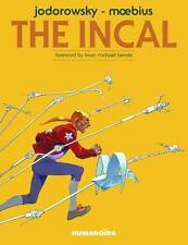 THE INCAL HARDCOVER Jodorowsky & Moebius Humanoids Classic Collection Comics HC