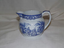 Spode Blue & White / Blue Room Collection Continental Views Creamer