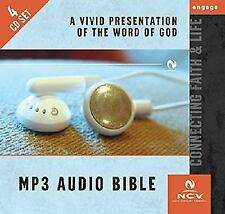 The NCV Audio Bible (A Vivid Presentation of the Word of God) by Rev. Ronnie Me