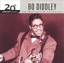 Free USA S&H Sealed CD ~ Best Of Bo Diddley 20th Century Millennium Collection