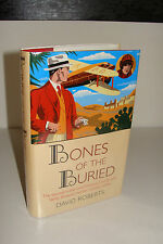 Bones of the Buried by David Roberts UK 1st/1st 2001 Constable Hardcover