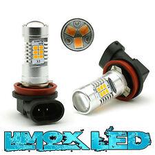 2x H8 LED 4G Nebelscheinwerfer Orange US Style Amber Skoda Octavia 2 II 1Z3 1Z5