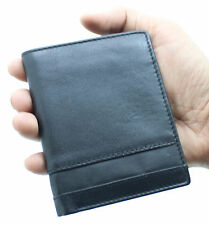 Men's High Quality Soft Genuine Leather Credit Card Holder Case Slim Wallet NA14