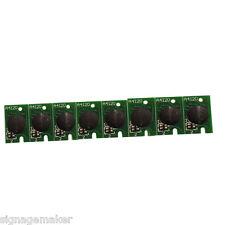 8pcs/set Generic EPSON Printer Part Chip For Epson Stylus Pro 4880 / 7880