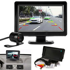 Neu Parken Kamera LCD Monitor Auto Hintere Ansicht System Car Rear View System