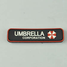 Tactical Umbrella Corporation Moral Badge 3D Rubber PVC Military Velcro Patch