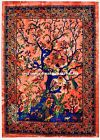 Tree Of Life Tapestry Beach Throw Blanket Indian Wall Hanging Cotton Bohemian