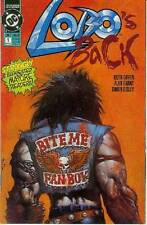 Lobo 's Back # 1 (of 4) (simon Bisley) (états-unis, 1992)