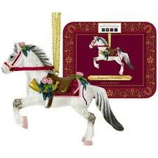 Trail of Painted Ponies Traditional Victorian Christmas Hanging Decoration 18303