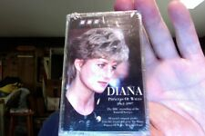 Diana: Princess of Wales- BBC broadcast of funeral service- new/sealed cassette