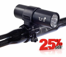 NEW TURA CORBIERE CYCLE FRONT HEAD LIGHT - HI POWER LED - ROAD BIKE TOUR BICYCLE