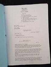 KILL BILL: VOL. 1 Movie Screenplay by QUENTIN TARANTINO