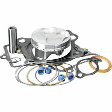 Top End Rebuild Kit- Wiseco Piston + Quality Gaskets Kawasaki KX250F 2010 13.2:1