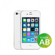 APPLE IPHONE 4S 16GB BIANCO ORIGINALE SIM FREE iOS 7 ACCESSORI + GARANZIA 90 GG!