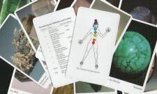 Edelstein Tarot - 78 tarot con cuadernillo-magia de las piedras & cristales rar