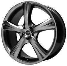 "4 wheels ROH Audi TT Subaru BRZ WRX VW Toyota Scion 17"" 5x100 17x8 Wheel Rims"