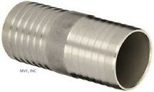 """2"""" Hose Mender 304 Stainless Steel (For 2"""" ID Hose) BREWING  HM109"""
