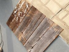 """RECLAIMED WEATHERED BARN LUMBER WOOD  CRAFTING 1 """" THICK vintage siding antique"""