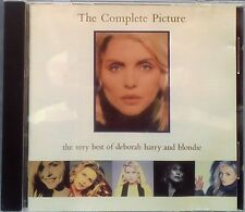 Blondie and Deborah Harry - The Complete Picture (Very Best of) (CD 1991)