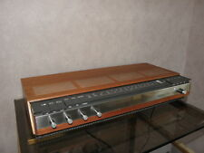 B&O Bang Olufsen Beomaster 1000 Amp Stereo Amplifier receiver Tuner vintage hi-f