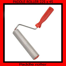 Fibreglass - GRP Bubble Burster Paddle Roller 225mm x 45mm moulds / laminating