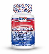 APS Nutrition ANDROBOLIC 250 Anabolic Lean Muscle  - 60 tablets STRENGTH, LIBIDO