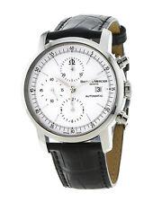 New Baume & Mercier Classima Executives Chrono Automatic 42mm Men's Watch 8591