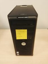 Dell Optiplex 330 Tower Core2Duo E6550 2,33GHz 2GB RAM 80GB HDD DVD Vista Bus Li