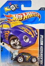HOT WHEELS 2012 SUPER TREASURE HUNTS VOLKSGAGEN BEETLE #1/10