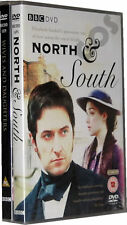 North And South Wives Daughters Elizabeth Gaskell Complete BBC TV Series DVD New