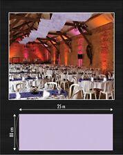 25m Tenture Plafond PARME Décoration de Salle Mariage Baptême fête