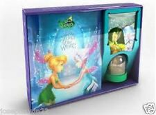 NEW Disney Fairies GLITTER GLOBE BOXSET TinkerBell and the Secret of the Wings
