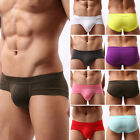 Hot Trunks Sexy Underwear Men's Boxer Briefs Shorts Bulge Pouch soft Underpants