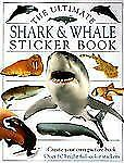 Shark & Whale (Ultimate Sticker Book)