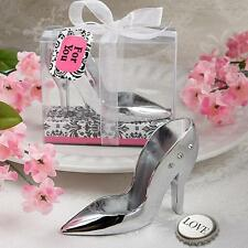 40 High Heel Shoe Bottle Opener Party Favors Sweet Sixteen Quinceanera Recuerdos