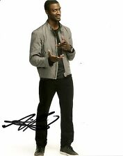 ALDIS HODGE GENUINE AUTHENTIC SIGNED LEVERAGE 10X8 PHOTO AFTAL & UACC C