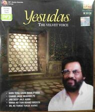 The Velvet Voice - Yesudas - Original Bollywood Songs MP3 CD