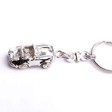 Porte clés  Coccinelle cabriolet miniature réaliste en détail fonderie métal