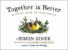 A Little Book of Inspiration by Simon Sinek (2016, Hardcover)