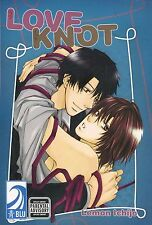Love Knot by Lemon Ichijo, Yaoi Manga/Graphic Novel in ENGLISH! BRAND NEW