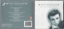 CD YVES MONTAND LES LEGENDES D'OR BEST OF 18T DE 2001 COLLECTION DISKY