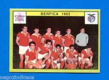 CALCIATORI PANINI 1968-69 - Figurina-Sticker - BENFICA 1962 -Rec
