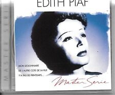 CD COMPIL 16 TITRES--EDITH PIAF--MASTER SERIE