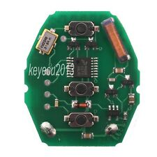 Keyless Entry EWS Remote Control Circuit Board for BMW E46 3 Button 433MHZ